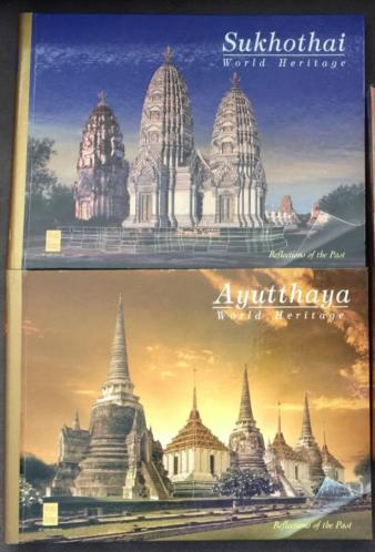 Ayutthaya + Sukhotha World heritage Fotoboeken