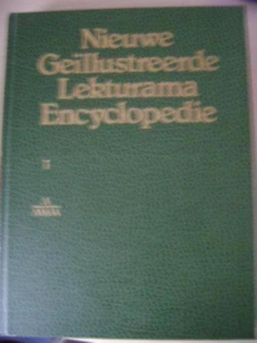 nieuwe geillustreerde encyclopedie deel 1
