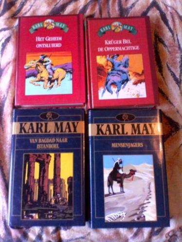 div boeken van karl may