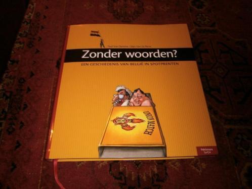 Geschiedenis van België in cartoons, spotprenten, nieuw boek