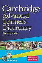 Cambridge Advanced Learners Dictionary with CD 9781107619500