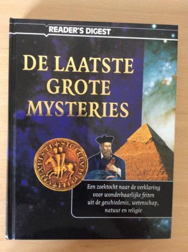 De Laatste Grote Mysteries