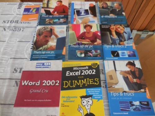Computerboeken Van de Consumentenbond