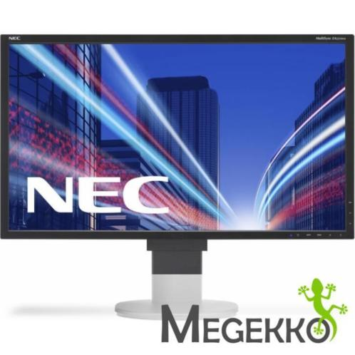 "NEC EA223WM BK 22"" Zwart HD ready"