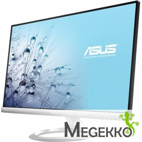 "ASUS MX259H 25"" Zwart, Zilver Full HD Matt"