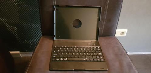 Hardcover met toetsenbord voor ipad