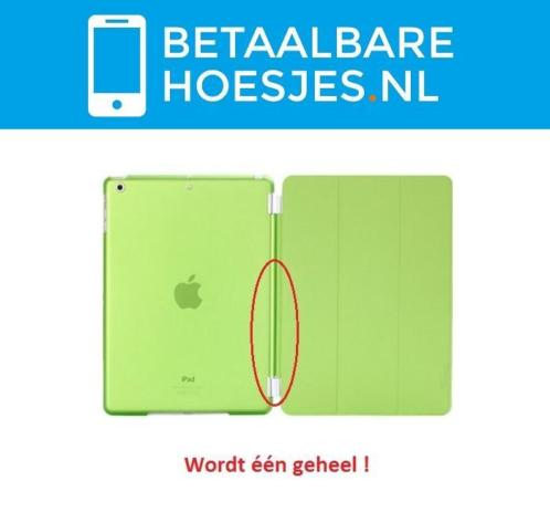 iPad Air 1 Smart Cover Smartcover hoes hoesje - COMBI GROEN