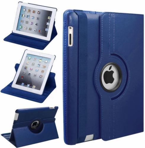 Ntech iPad 2, 3 en 4 Case met 360 Graden draaistand Hoes Co