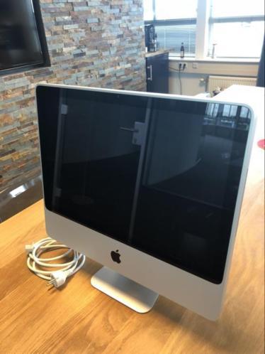 iMac 20 inch / 8GB RAM / 250GB SSD incl. keyboard en muis