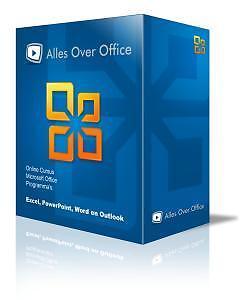 Uitgebreide e-cursus Office Word, Excel, Powerpoint, Outlook