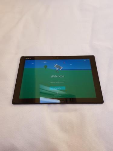 Sony Xperia Z4 Tablet WiFi Zwart