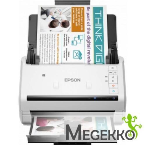 Epson WorkForce DS-570W Papier-gevoerd 600 x 600DPI A4 Zwa..