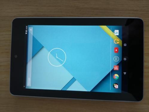 Asus Google Nexus 7 32GB + originele cover