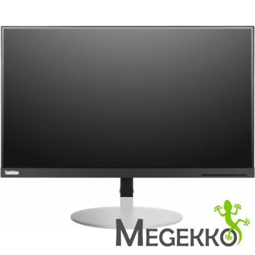 "Lenovo ThinkVision P24h 23.8"" Quad HD IPS Zwart computer m.."
