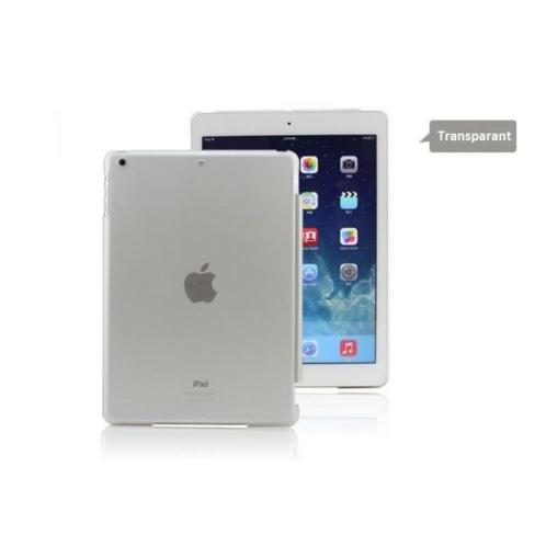 Transparant crystal case hoes hoesje iPad 2 3 4 achterkant