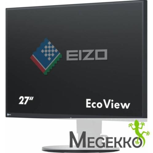 """Eizo EV2750BK 27"""" Zwart PC-flat panel"""