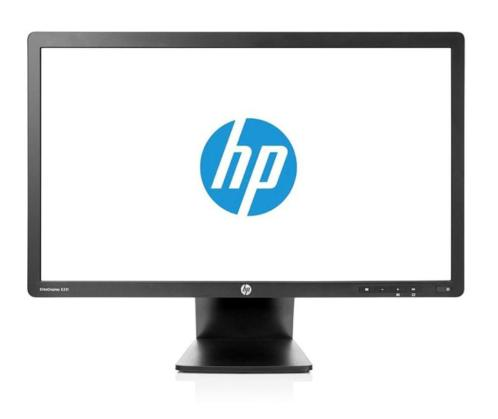HP EliteDisplay E231 Video in: DisplayPort Garantie: 1 Jaar