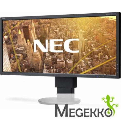 "NEC MultiSync EA295WMi 29"" TFT/IPS Zwart computer monitor"