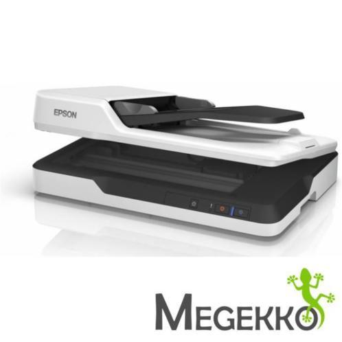 Epson WorkForce DS-1630 Flatbed 1200 x 1200DPI A4 Zwart, Wit