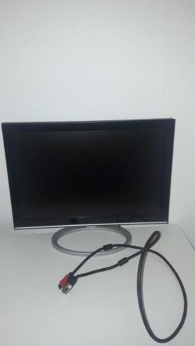 LCD Monitor 35x45cm + VGA/HDMI kabel
