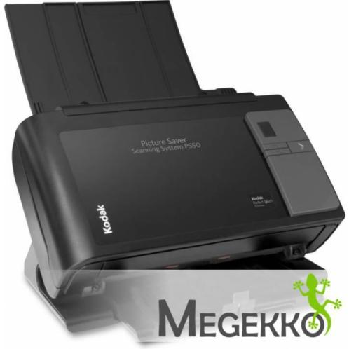 Kodak Picture Saver PS50 ADF 600 x 600DPI A4 Zwart