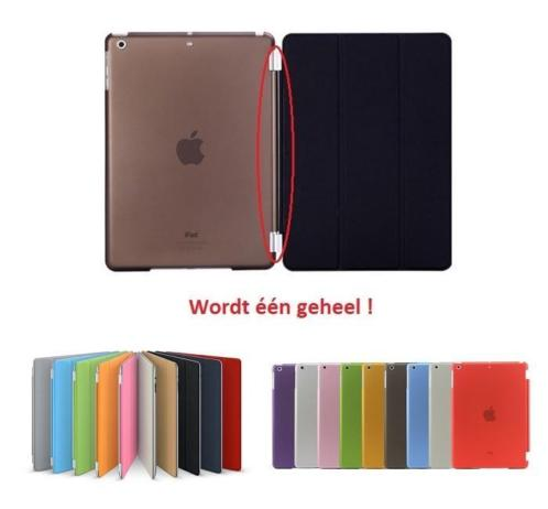 iPad Air 1 Smart Cover Smartcover hoes hoesje case COMBI !!!