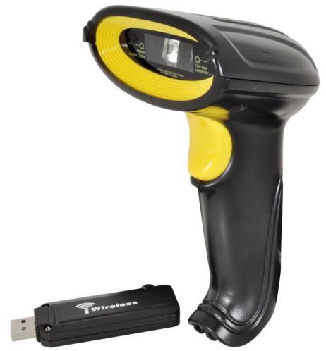 2.4 GHZ Draadloos Laser Barcode Scanner (BCS-X-620)
