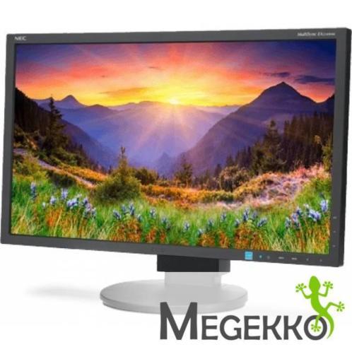 """NEC EA234WMI-BK 23"""" Zwart Full HD"""