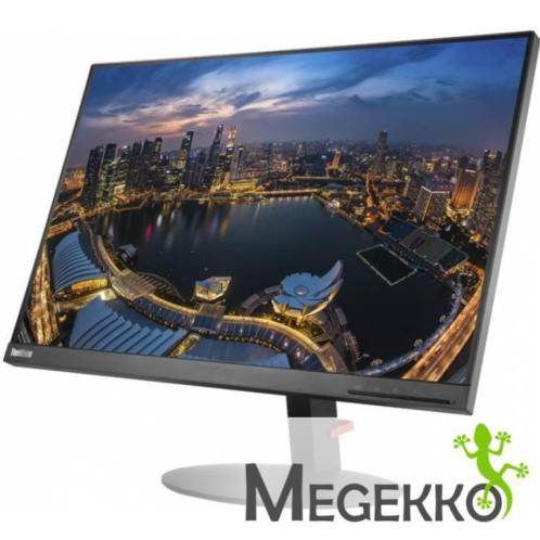 "Lenovo ThinkVision T24d 24"" Full HD IPS Zwart computer mon.."