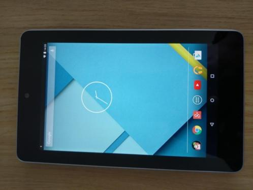 Asus Google Nexus 7 32GB + originele cover