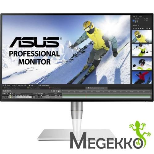 """ASUS ProArt PA27AC 27"""" Wide Quad HD IPS Grijs computer mon.."""