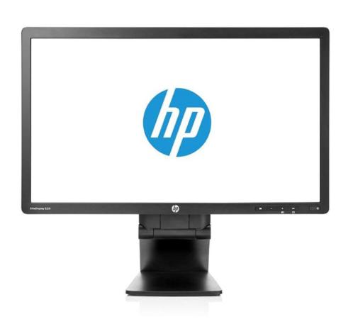 HP EliteDisplay E231 Zwart 23