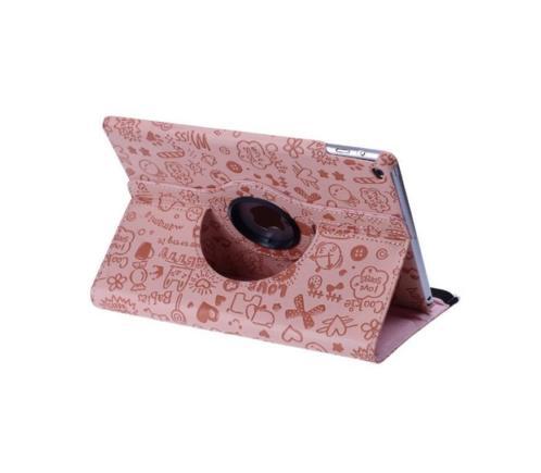 iPad Air 1 hoes hoesje case cover voor kinderen - Bruin