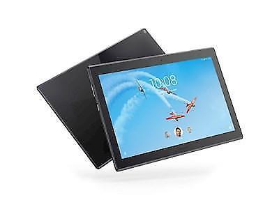 Outlet: Lenovo TAB 4 10 Plus - 64 GB - 4G/LTE - Zwart