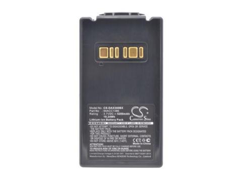Accu Batterij Datalogic Falcon X3 - 5200mAh - BT-10 e.a.