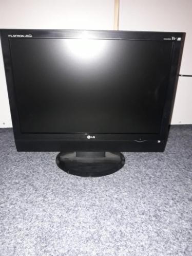 lg tv/monitor 48 cm met afstandbediening