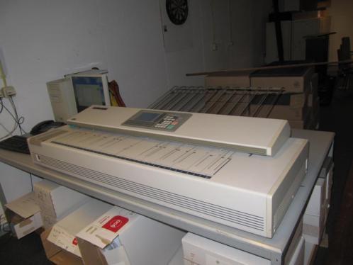 KIP 2050 K75 A0 zwart wit Scanner inclusief scan PC