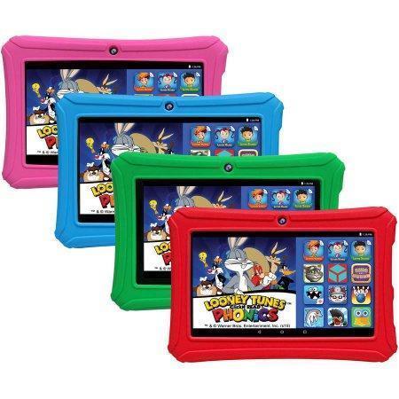 BAASISGEK.COM Android 7 Inch Kids Kinder Tablet Kindertablet