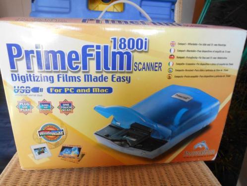 te koop dia scanner merk prime film 18001