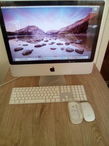 """iMac """"Intel Core 2 Duo"""" 2.0 20"""" (Aluminum) mid 2007"""