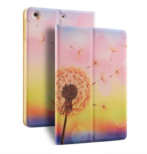 iPad Air 2 hoes paardenbloem hoesje case - Paardebloem
