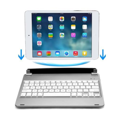 iPad pro 9.7 of iPad Air 2 Keyboard Cover QWERTY