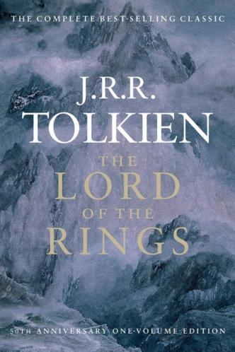 Speciale Lord of the Rings Trilogy eBook in het Engels.