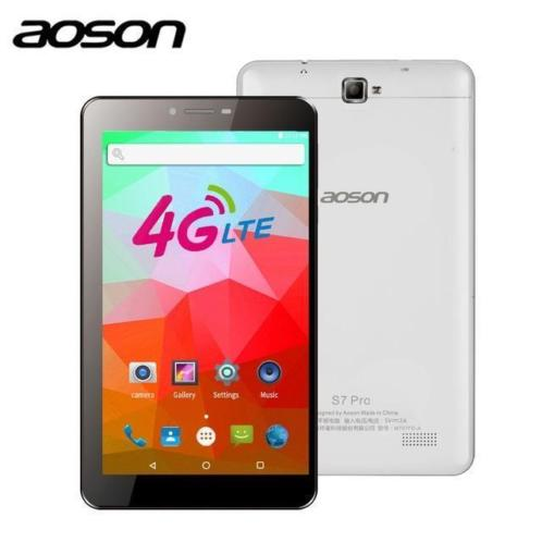 7 inch 4G Phone Call Tablet PC de AOSON S7 Pro Android 7.0