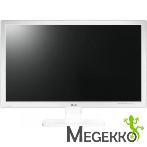 """LG 24BK55WD-W 24"""" Full HD LCD/TFT Wit computer monitor"""