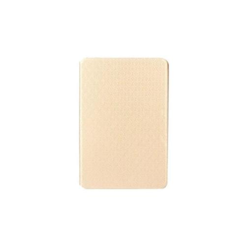 iPad mini 4 - hoes, cover, case - PU leder - Champagne