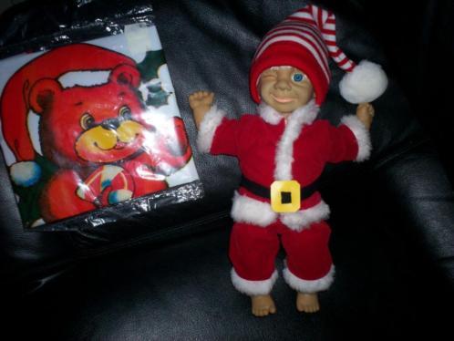 Kerst Pop + Gratis Nieuw Kerst Zak.