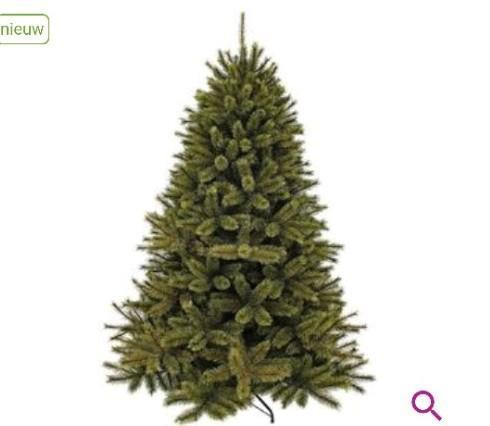 Supermooie Triumph Forest Frosted Pine Tree kerstboom 260 cm