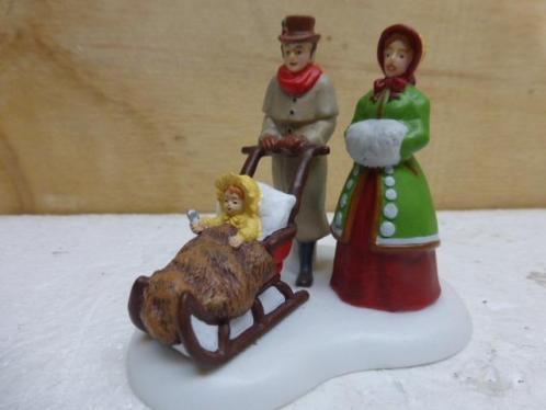 department 56 to the manor born kerstdorp figurines poppetje
