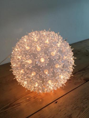 Hangende lichtbol 100 lampjes met twinkeleffect NIEUW